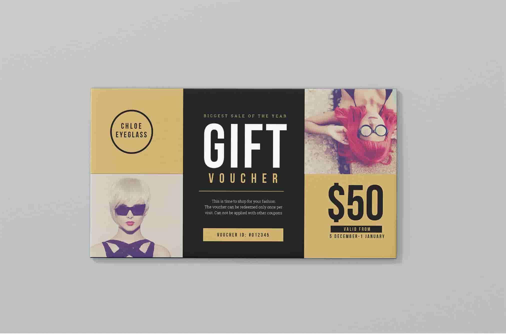 Graphic Design_gift voucher
